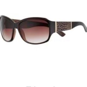 Dana Bachman dark smoke tint sunglasses